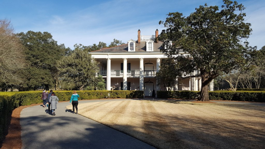Site-based research for the Uncle Sam Plantation VR Project at Oak Alley Plantation, Louisiana.
